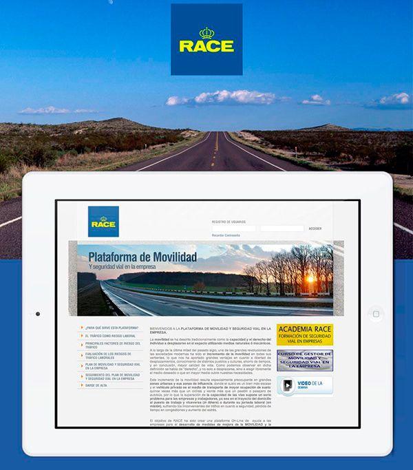 Race plataforma de movilidad